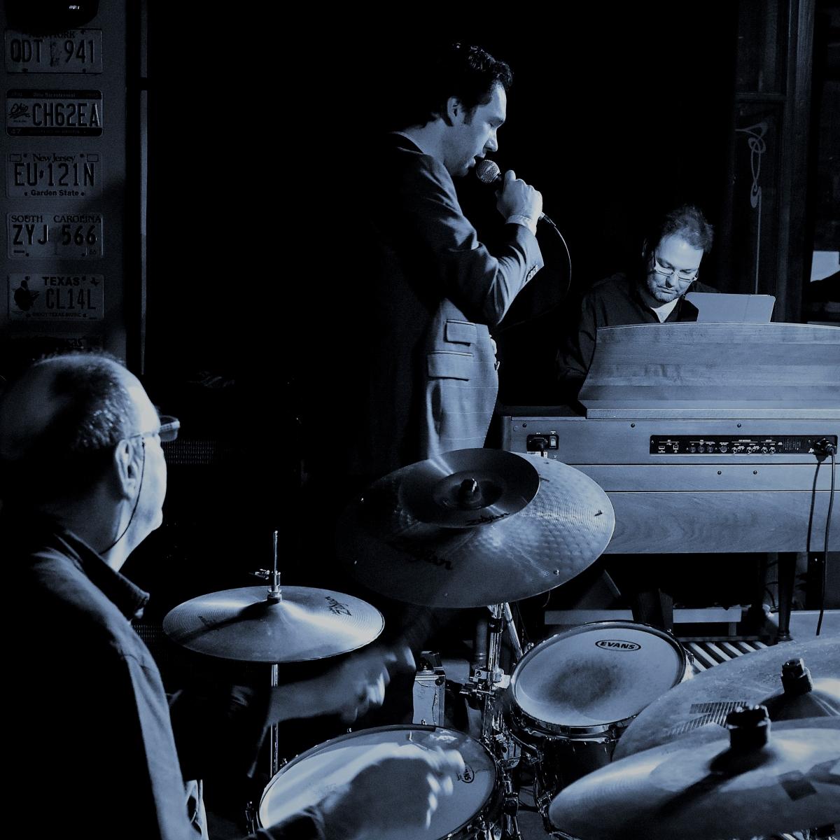 Blue Trippin' Trio